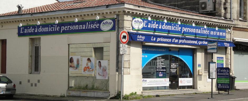 Agence Adhap Services Bègles