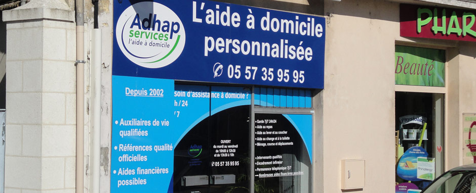 Agence Adhap Services Leognan