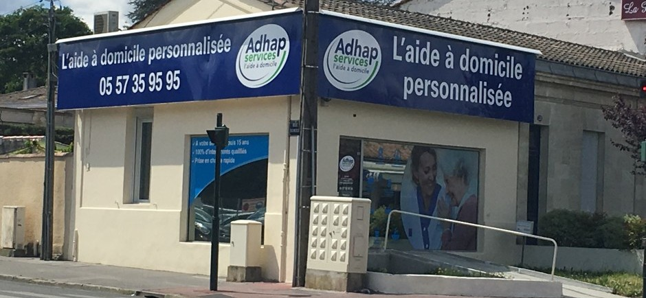 Agence Adhap Bordeaux Caudéran