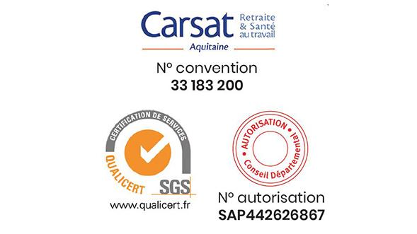 Garantie agréments certifications réduction fiscales